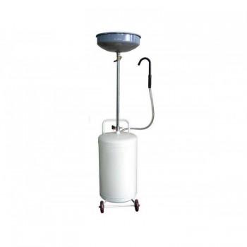 Extractor de aceite 80 litros